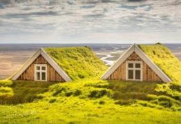 Исландия - страната на елфите и северното сияние