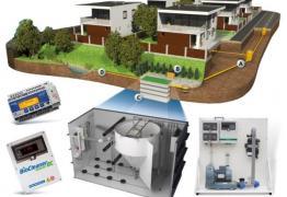 Пречиствателни станции  за хотели и малки предприятия