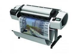 Широкоформатен принтер, скенер и копир HPDesignJet T2300 eMFP CN727A