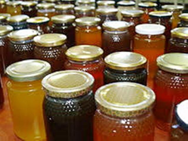 Продавам чист пчелен мед