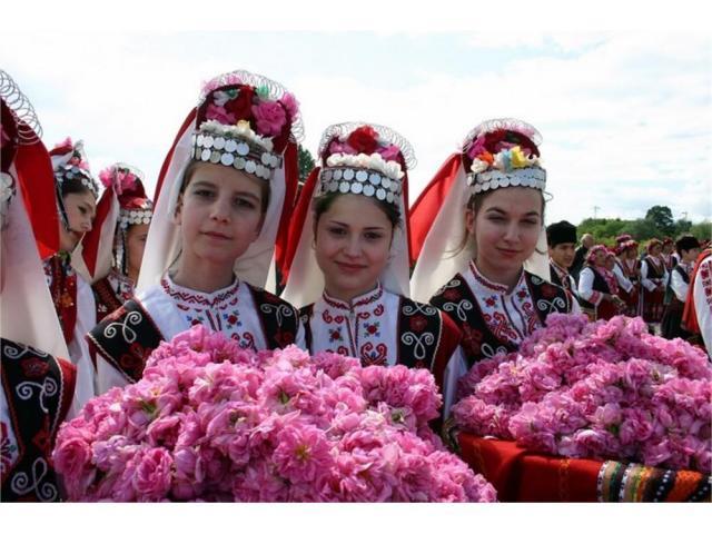 Празник на розата в Казанлък 2019