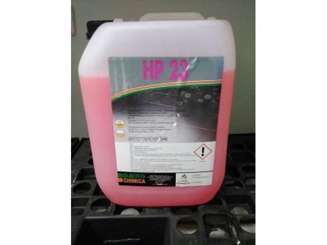 HP 23-Препарат за почистване на индустриални покрития от DAERG CHIMICA