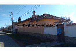 Продава се  къща в село Светлен