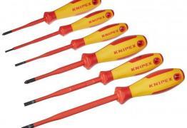 Комплект ответки електро  - 00 20 12 V01, KNIPEX
