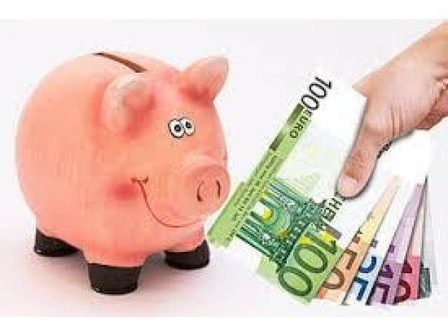 Бърз заем и финансова помощ за всички (Кандидатствайте веднага)