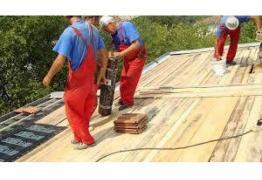 Ремонт на покриви - направа на нови - ХИДРОИЗОЛАЦИЯ