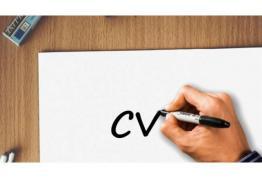 Изготвяне на CV