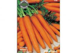 Моркови Нантес, ProPlant, Комплект 10 бр. опак.