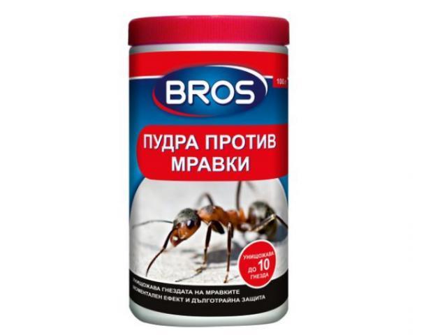БРОС Пудра против мравки 100 гр