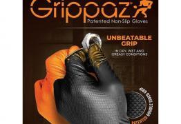 Нитрилни ръкавици  -Индустриални Grippaz 246
