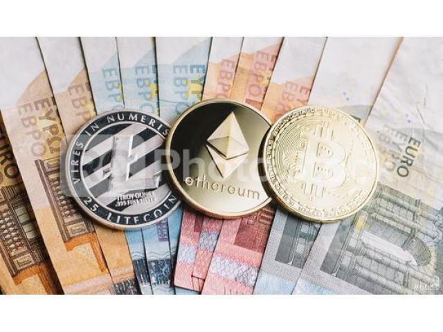 Предлагаме заем и купуваме крипто монети