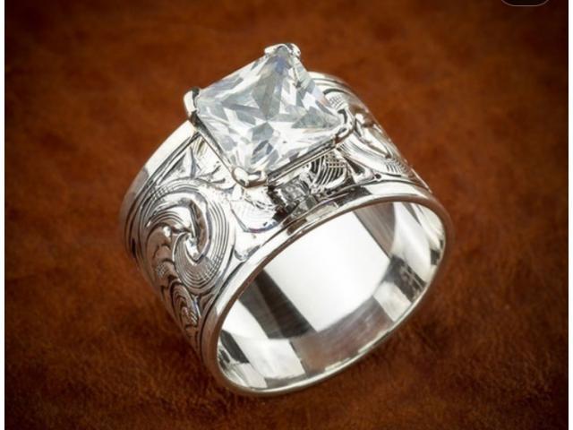 Античен модел пръстен